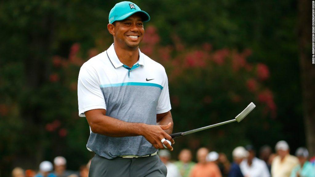 Tiger Woods Secreto Para Alcanzar El Éxito