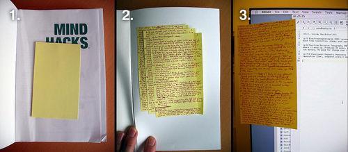 Como Tomar Notas