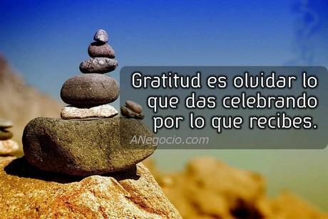 Poder de la gratitud para lograr un emprendimiento exitoso