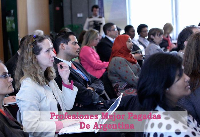 Cuales Son Las Profesiones Mejor Pagadas De Argentina