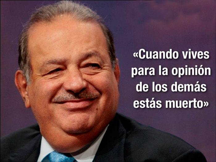 Carlos Slim, 10 Tips Para Tener Exito En Una Empresa