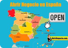 Abrir un negocio en España