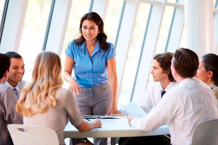 Liderazgo Empresarial A Partir De Conocer Nuestra Personalidad