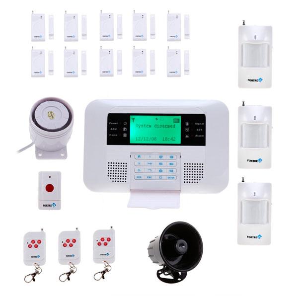Por qué instalar un sistema de alarmas en un negocio