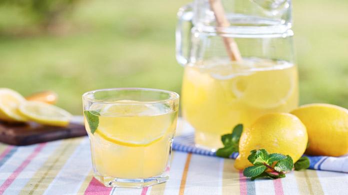 Imagen de puesto de limonada