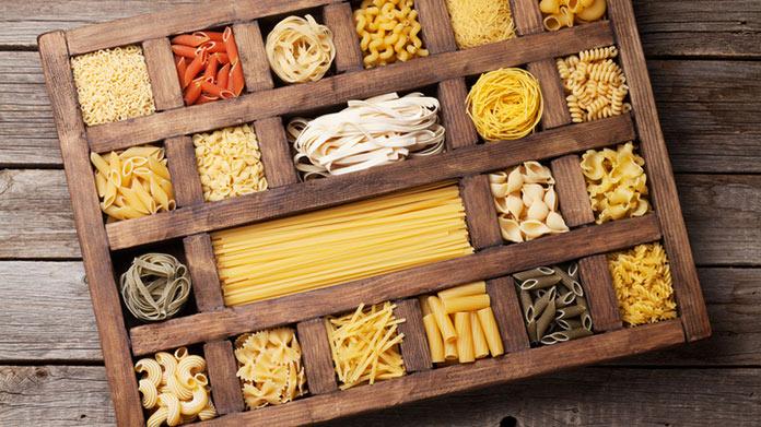 Imagen del negocio de la pasta
